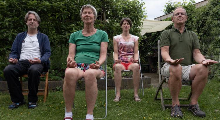 accesible chair yoga